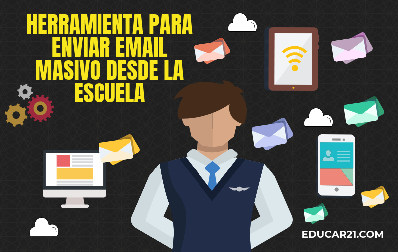 enviar email masivo
